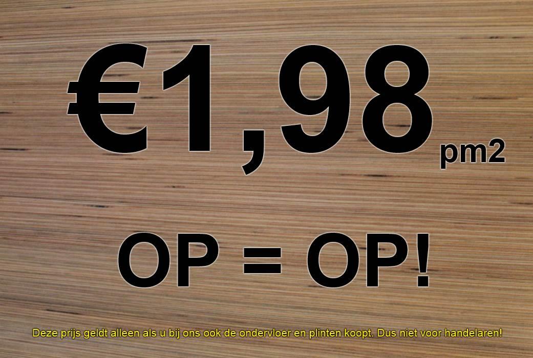 Bebo Laminaat   Goedkoopste laminaat van Nederland!